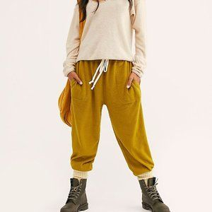 Free People Slouch Jogger S NWT
